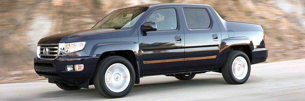 Honda Ridgeline Mid-Size Pickup Truck