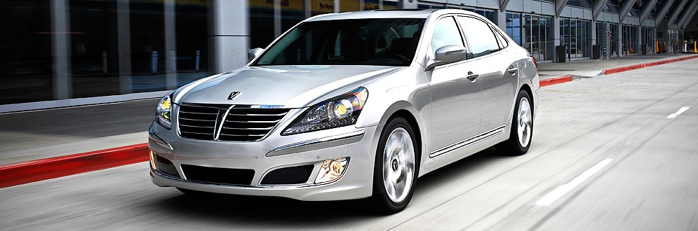 Hyundai Equus Luxury Full-Size Sedan