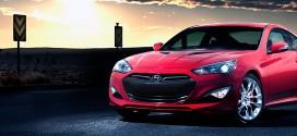Hyundai Genesis Coupe Luxury Mid-Size