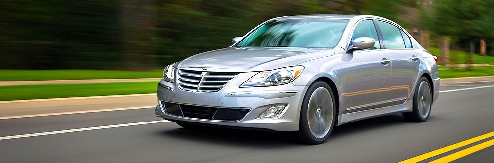 Hyundai Genesis Luxury Mid-Size Sedan