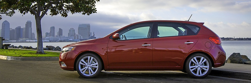 Kia Forte 5-Door Compact Hatchback