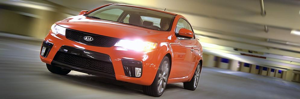 Kia Forte Koup Compact Coupe