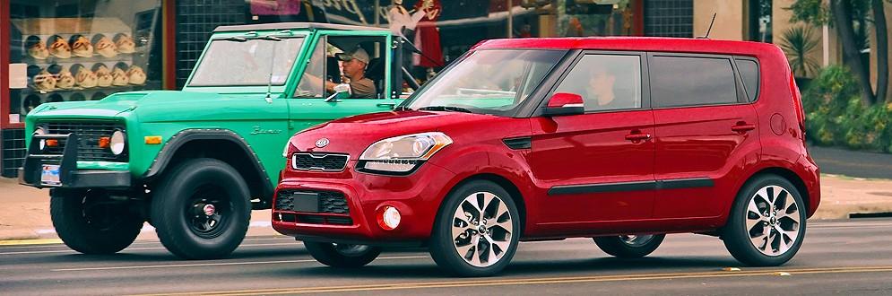 Kia Soul Compact Crossover SUV