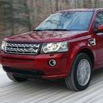 2013 Land Rover LR2 compact luxury SUV