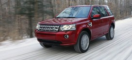 Land Rover LR2 Luxury Compact SUV