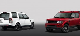 Land Rover LR4 Luxury Mid-Size SUV