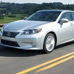 2013 Lexus ES 350 Luxury mid-size sedan