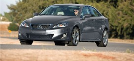 2013 Lexus IS Luxury Compact Sedan And Convertible