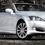 2013 Lexus ISC 350 compact luxury convertible