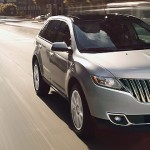 2013 Lincoln MKX mid-size SUV