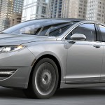 2013 Lincoln MKZ luxury mid-size sedan