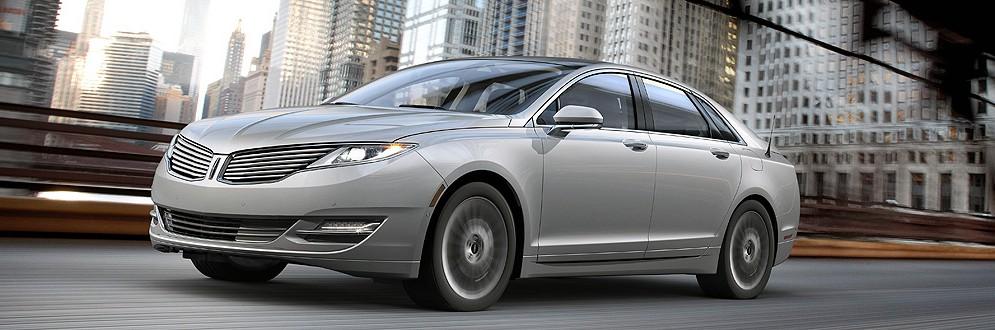 Lincoln MKZ Luxury Mid-Size Sedan