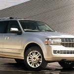 2013 Lincoln Navigator full-size SUV