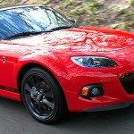 2013 Mazda Miata MX5 compact sports car