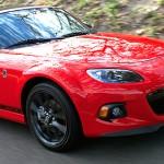 2013 Mazda Miata MX5 compact sports car