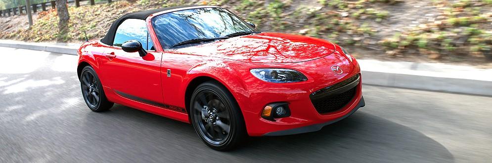 Mazda MX-5 Miata Compact Sports Car