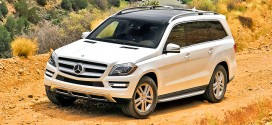 Mercedes-Benz GL-Class Luxury Mid-Size SUV