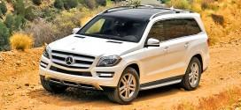 Mercedes-Benz GL-Class Luxury Mid-Size SUV