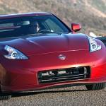 2013 Nissan 370Z sports car
