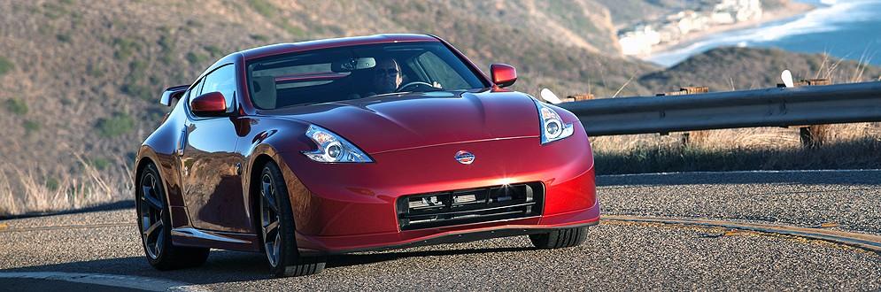 Nissan 370Z Compact Sports Car
