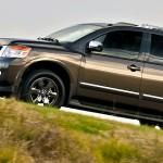 2013 NIssan Armada full-size SUV