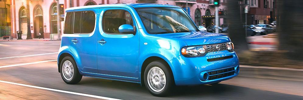 Nissan cube Sub-Compact Wagon