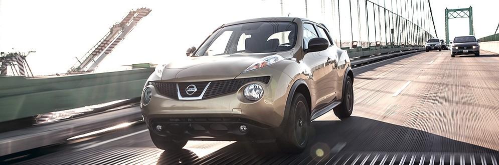 Nissan JUKE Sub-Compact Crossover SUV