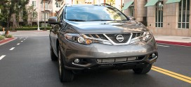 Nissan Murano Mid-Size SUV
