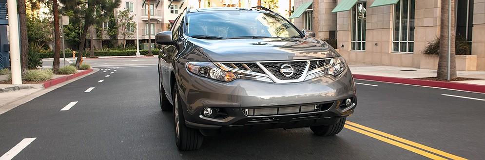 Nissan Murano Mid-Size SUV