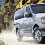2013 Nissan NV Passenger Van
