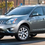 2013 Nissan Rogue Crossover SUV