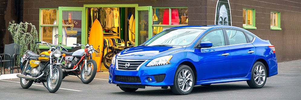 Nissan Sentra Compact Sedan