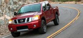 Nissan Titan Full-Size Pickup Truck