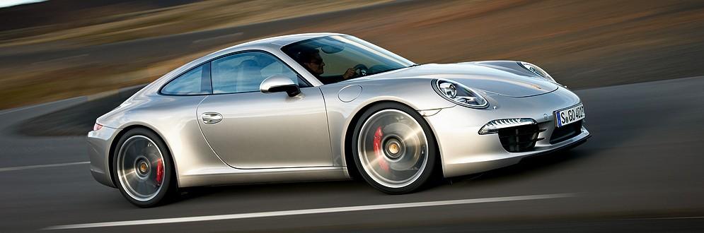 Porsche 911 Luxury Sports Car