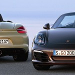2013 Porsche Boxster sports car
