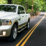2013 RAm 1500 pick up truck