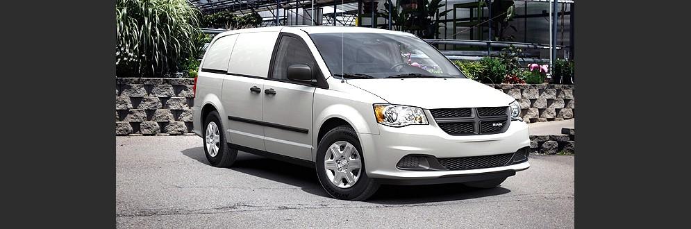 Ram Cargo Van Full-Size