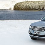 2013 Range Rover Luxury SUV from Land Rover