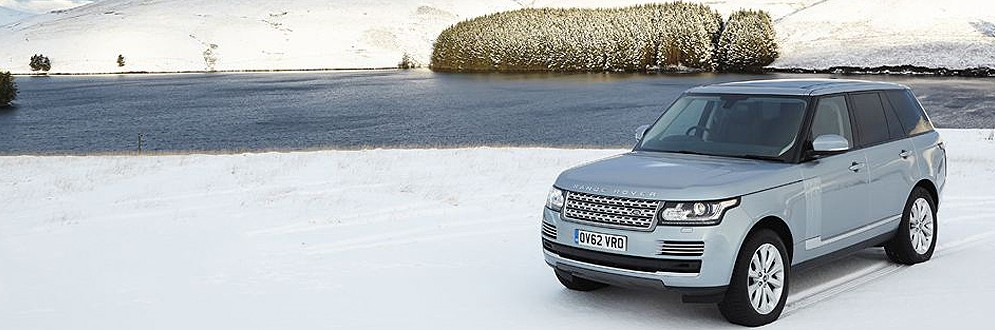 Land Rover Range Rover Luxury Full-Size SUV