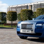 2013 Rolls Royce Ghost luxury sedan