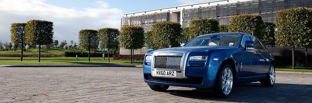 Rolls-Royce Ghost Luxury Full-Size Sedan