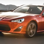 2013 Scion FR-S Compact Coupe