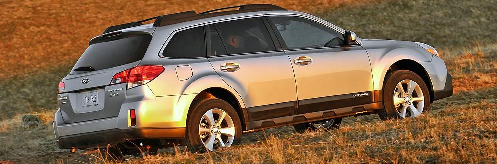 Subaru Outback Compact Wagon