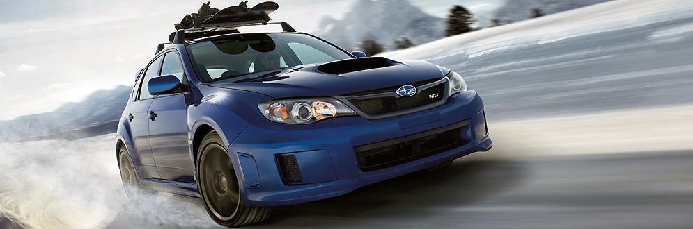 Subaru Impreza Wagon WRX Compact