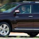2013 Toyota Highlander Crossover SUV