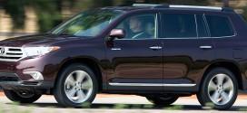 Toyota Highlander Mid-Size SUV