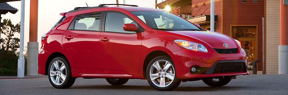 Toyota Matrix Compact Hatchback