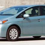 2013 Toyota Prius Plugin Hybird