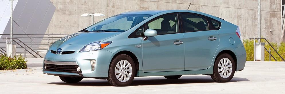 Toyota Prius Plug-In Hybrid Compact Sedan