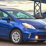 2013 Toyota Prius V Hybrid Compact Wagon